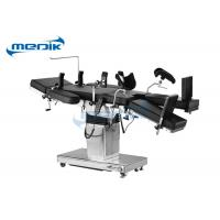 Buy cheap Tilting Function Electric Surgical Operation Tables  X-ray Transparent Platform product