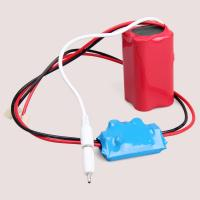 Buy cheap lithium battery pack 7.4v 6Ah 2s2p battery lithium batteries product