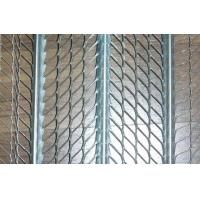 Buy cheap Width 0.6m Metal Rib Lath , Rib Height 8mm Galvanized Expanded Metal Lath product