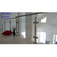Buy cheap Interior Tempered Glass Balustrade product