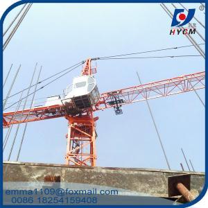 QTZ40 Internal Climbing Tower Crane of Inner Erecting Type 4tons Load