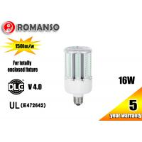 Buy cheap E26 E27 Warm White 360 Degree Led Corn Lamp IP65 With Samsung Chip , AC100-300V product