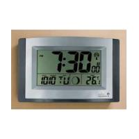 Buy cheap PROMOTIONAL CHEAP LEATHER LCD CLOCK ET9637B product