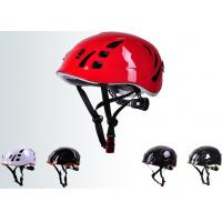 Buy cheap ODM Service CE Safety Protection Climbing helmet Factory Wholesale  Mountain Climbing from wholesalers