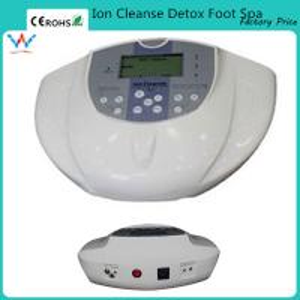 China array far belt cell cleanse spa ionic detox aqua foot machine on sale