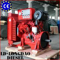 Buy cheap Fire Fighting Diesel Engine 4BT Series for fire pump from wholesalers