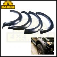 Buy cheap 4x4 wheel arch fender flares for mitsubishi triton 2015+ product