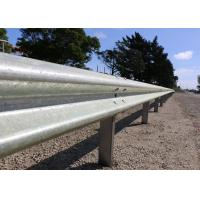 Buy cheap High Intensity Metal Highway Barriers , Cattle Guard Rail Various Sizes / Colors product