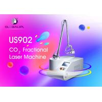 Buy cheap Facial Skin Resurfacing Treatment RF CO2 Fractional Laser Machine For Beauty Parlor product
