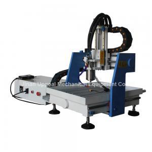 Buy cheap 卓上360*360mm DSP制御を用いる機械を切り分ける小型CNCの金属 product
