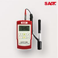 Buy cheap Bluetooth / RS232 Portable Hardness Tester LCD Display With High Accuracy from wholesalers