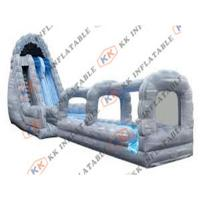 China Giant Inflatable Water Slides For Rent on sale