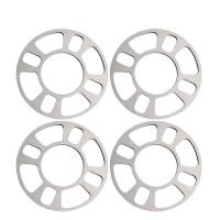 China Durable 4 Lug Car Wheel Spacers Cast Aluminum Placement On Left Vehicle on sale