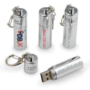 Buy cheap Interfaz de la velocidad 2,0 del metal 8GB del Auto-funcionamiento de memorias USB de la novedad USB del llavero de Pantone product