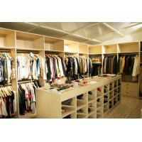 Buy cheap walk in closet furniture, coat closet armoire, wardrobe systems product