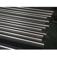 China ASTM A270 Welded / Seamless Stainless Steel Pipe Grade 304 316L for Food and Medical Equipment on sale