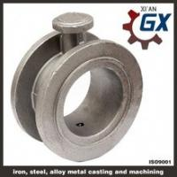 China Astm BS EN Standard Resin Sand Cast fcd450 ggg40 ggg50 Grey/ductile Iron Casting on sale