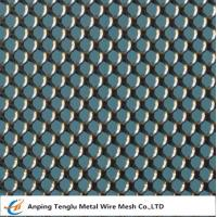 Buy cheap Expanded Metal Round Mesh |1000x2000mm Panel product