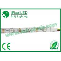 China Adhesive Bendable 5050 Ws2812B LED Strip Connect 140 Degree For Clubs wholesale