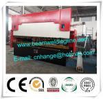 Buy cheap Delem Synchronize Electric Hydraulic Press Brake , WE67K Press Brake Machine product