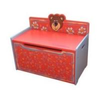 China Wooden Toy Box on sale