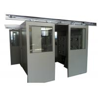 Buy cheap Custom Intelligence Clean Room Air Shower With Auto Slide Door , Stainless steel product