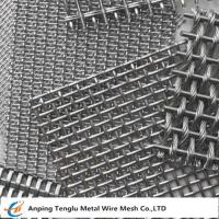 Buy cheap Architectural Woven Wire Mesh SS304/316 Wire Fabric for Facade of Building from wholesalers