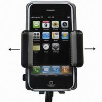China Car FM Transmitter for iPhone, Handsfree Car Kit on sale