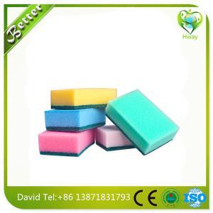Buy cheap well-done sponge scourer,sponge scouring pad,sponge scourer/Good quality sponge scoure product
