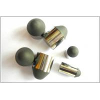 Buy cheap High efficiency JCZ1118 1217 1419 2428 Conical PDC insert for DTH Button Bits product