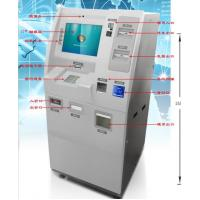 Buy cheap Automatic Bill Payment Kiosk High Brightness LED Touch Screen For Car Parking from wholesalers