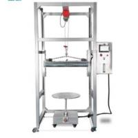 Buy cheap IEC60529 IPX1IPX2 Vertical Drip Rain Testing With Pillar Form Frames PLC System from wholesalers