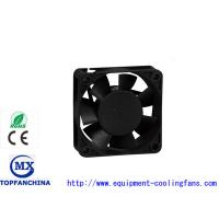 Buy cheap Waterproof DC Axial Fans 60MM , Blushless Axial Industry Exhaust Fans product