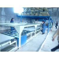 Buy cheap CE MgO Board Production Line Glass Fiber Cement Wall Board And Eps Wall Board Making product