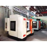 24T Magazine CNC Horizontal 3 Axis Machining Center 6000 RPM Spindle Speed
