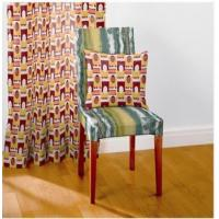 China Heat Transfer Printing Office Chair Pads Indoor Excellent Wash