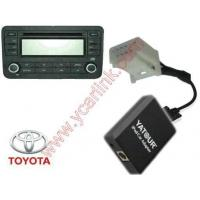 Buy cheap iPod/iPhone Car Integration kit for Toyota Small 6+6 Lexus product
