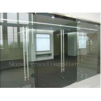 Buy cheap 12MM TEMPERED GLASS FOR GLASS DOOR , WINDOW OR FLOOR product