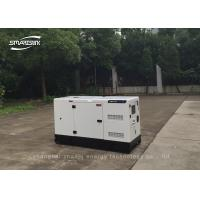 Buy cheap Electric Water Cooled Diesel Generator Set 3 Cylinders 8kw / 10kva product