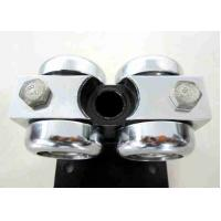 Buy cheap Horizontal Movable Wall Hardware , Glass Partition Accessories Wheels product