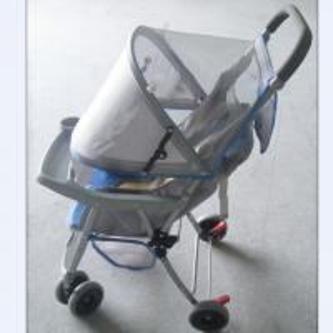 Buy cheap Poussette pliable grise de boguet de bébé avec le panier de stockage pour l'enfant product