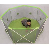 Buy cheap Kids Products Outside Babies Playpen / One Band Fold Child Playpens Large product