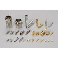 Buy cheap OEM Precision CNC Metal Lathe Parts - Copper, Aluminum With Powder Coating product