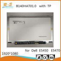 Buy cheap 14 Inch 1080P Laptop LCD Screen / TFT LCD Touch Screen AUO B140HAT01.0 B156HAT01.0 product