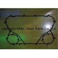Buy cheap TS20 Black NBR Alfa Laval Plate Heat Exchanger Gaskets Heat Exchanger Parts product