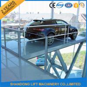 China Carro residencial que levanta o elevador hidráulico do carro da garagem para o GV home do ISO do CE da garagem wholesale