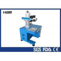 Buy cheap High Speed Portable Fiber Stainless Steel Laser Engraving Machine Diode / Co2 Marking Machine product