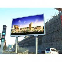 Buy cheap Epistar Chip Outdoor Led Advertising Screen P10 DIP346 8000 Nits High Brightness from wholesalers