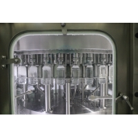 Buy cheap 40 Valves Ultra Clean Filling Machine For Tea Drinks product