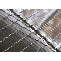 Buy cheap High Toughness Decorative Wire Rope Mesh Stainless Steel Material For Railing Infill product